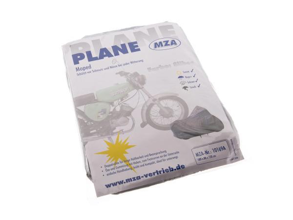 Abdeckplane, Faltgarage mit Befestigungszugband fürs Moped,  10068326 - Bild 1