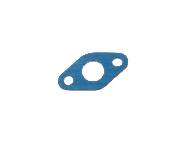 10002515 Isolierflanschdichtung 2mm stark, 16mm Durchlass in Blau - Bild 1