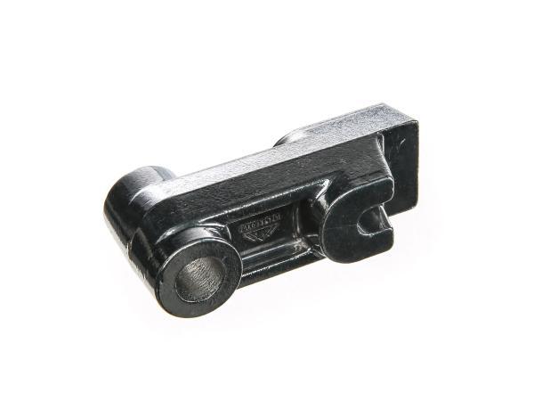 Distanzstück - Bremsgegenhalter - Simson Mokick / Roller - kugelpoliert,  10060097 - Bild 1