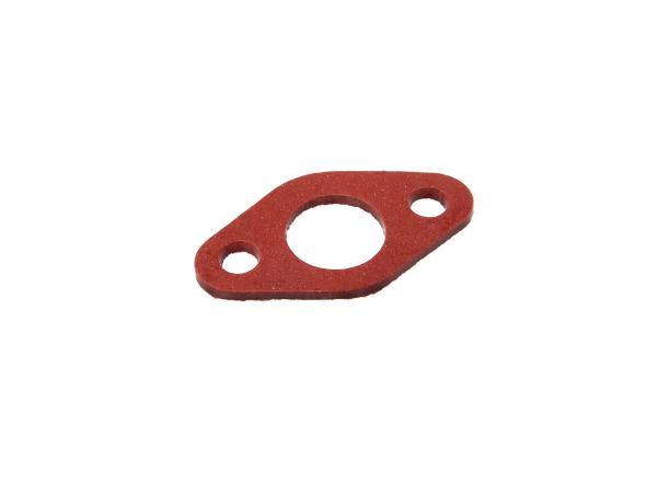 Isolierflanschdichtung 2mm stark, 19mm Durchlass in Rot,  10002517 - Bild 1