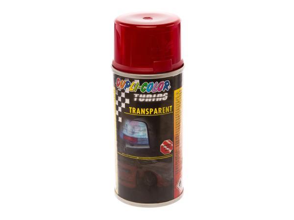 Dupli-Color Transparent Spray, red - 150ml,  10068417 - Bild 1