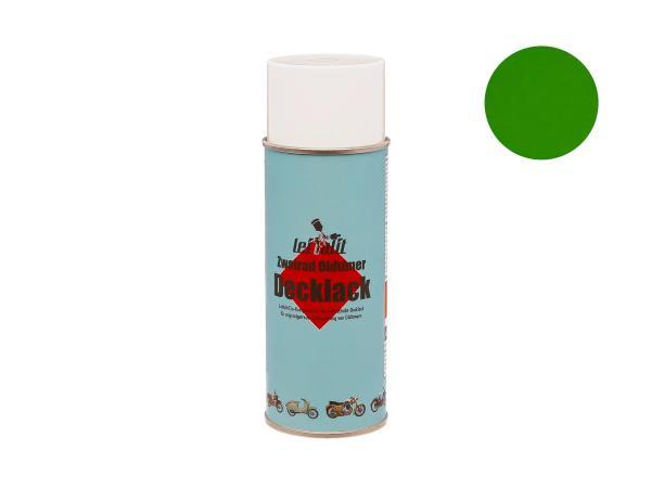 Spraydose Leifalit Decklack Gelbgrün - 400ml,  10020979 - Bild 1