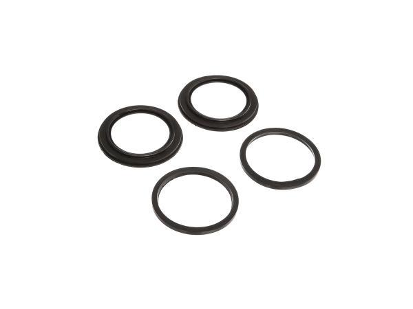 10004908 Reparatursatz für Bremssattel (2x Kolbendichtring, 2x Manschette) - MZ ETZ125, ETZ150, ETZ250, ETZ251, ETZ301 - Bild 1
