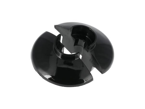 10041147 Set: 2 x Halbschale (Stützringhälfte) - Plastik große Ausführung Simson S51 Enduro - Bild 1