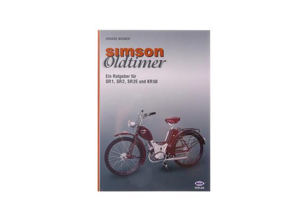 "Buch - ""Simson - Oldtimer"",  10002769 - Bild 1"