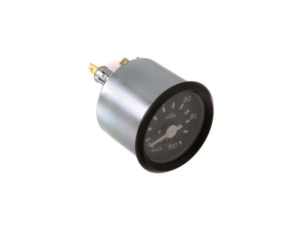 10066310 Tachometer mit Blinkkontrolle, mit Logo, 100km/h-Ausführung - Bild 1