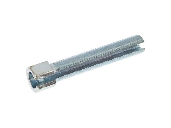 Stellschraube M8x1 für Bremse und Kupplung, geschlitzt,  10044076 - Bild 1