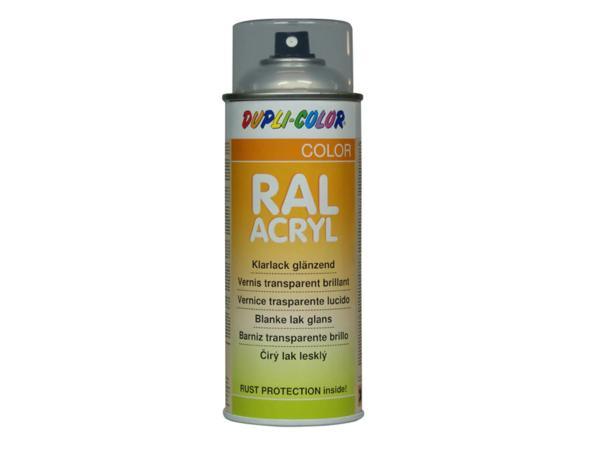 Dupli-Color Acryl-Spray Klarlack, matt - 400 ml,  10064895 - Bild 1