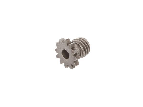 10056504 Doppelrad für Drehzahlmesserantrieb - für MZ TS125, TS150, ETS125/1, ETS150/1 - Bild 1