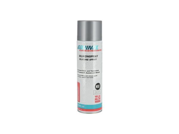 ADDINOL Silikonspray, silikonölhaltig - 500 ml,  10007785 - Bild 1