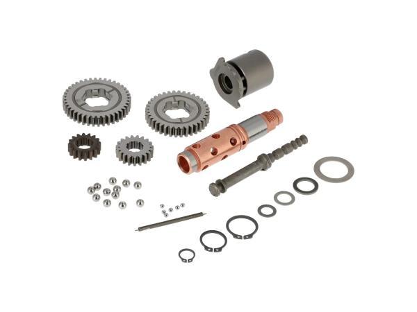 Umrüstsatz auf 4-Gang-Getriebe - für Simson S51, KR51/2 Schwalbe, SR50, S53,  10002310 - Bild 1