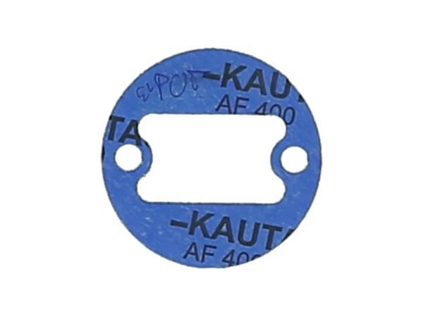 Dichtung aus Kautasit 0,5mm stark für Deckel zum Kupplungsdeckel - für Simson S50, Schwalbe KR51/1, SR4 Vogelserie, SR1, SR2, KR50,  10069213 - Bild 1