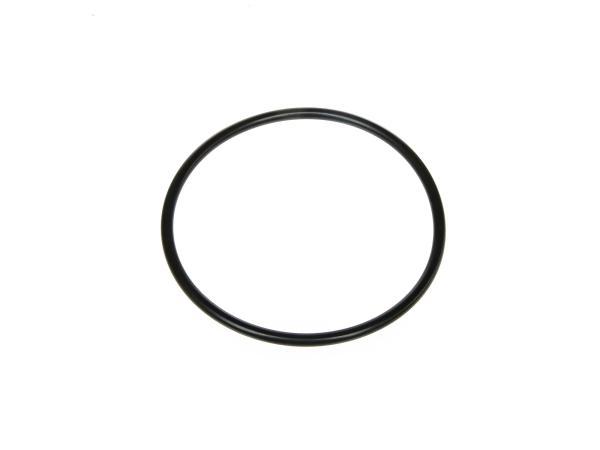 Gummi - Dichtungsring für Rücklichtkappe rund, Ø100mm - für Simson S50, KR51/2 Schwalbe,  10058197 - Bild 1