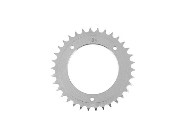 Kettenrad für Differential, Z=34, mit 3x 6mm-Bohrung  SD50,  10061317 - Bild 1