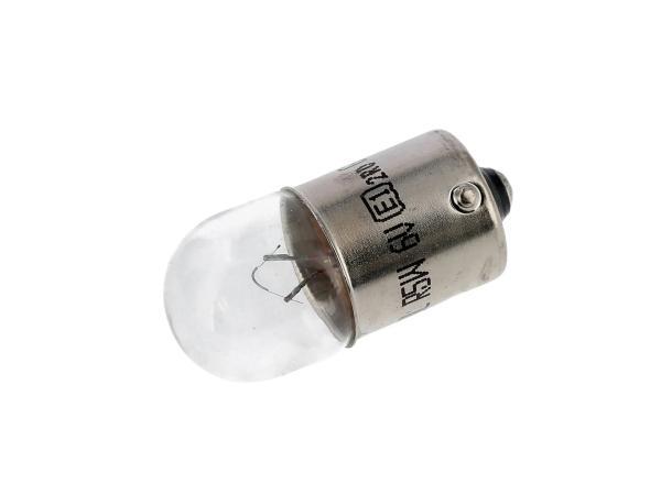 10059936 Kugellampe 6V 5W BA15s von GLÜWO - Bild 1