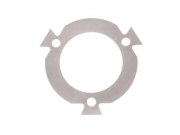 Sicherungsblech für Kettenrad an Hinterradnabe (Innendurchmesser 46mm) - für IWL Pitty, SR56 Wiesel, SR59 Berlin,  10067805 - Bild 1