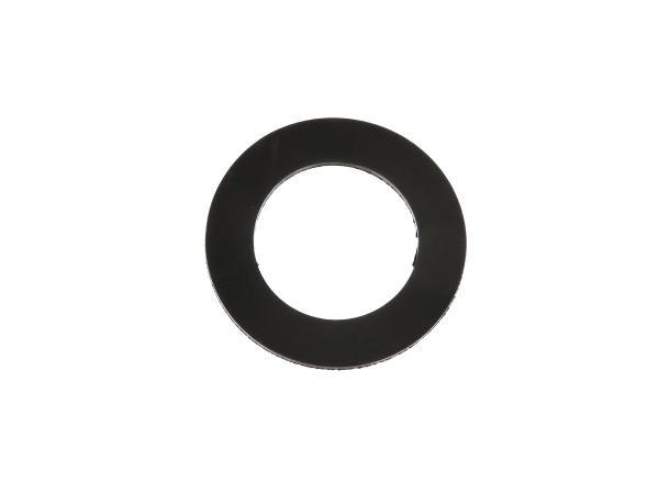Gummi - Tankdeckeldichtung Ø 60mm, 3mm - für Simson,  10000730 - Bild 1