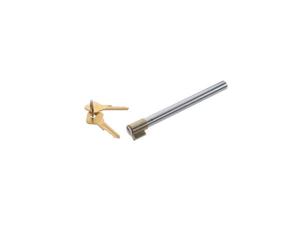 Speichenschloss mit 2 Schlüsseln - Simson SR1, SR2, SR2E,  10003187 - Bild 1