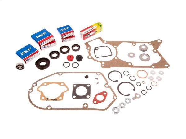 Set: Motorregenerierung - für Simson S51, S70, S53, S83, KR51/2 Schwalbe, SR50, SR80, MS50, DUO 4/2,  10067916 - Bild 1