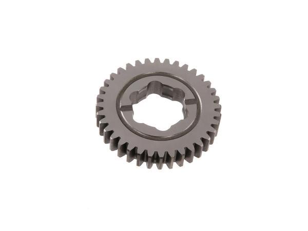 Losrad 36 Zahn, 3.Gang (4-Gang Motor) - Simson S51, KR51/2 Schwalbe,  10002372 - Bild 1