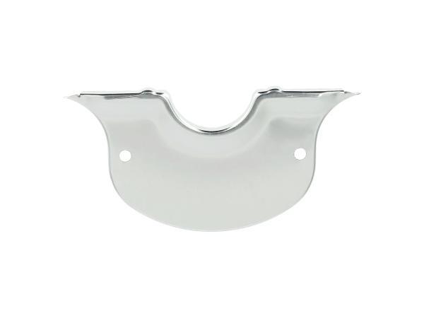 Armaturenblech Aluminium, neue Ausführung - für Simson Schwalbe KR51/1, KR51/2,  10069605 - Bild 1