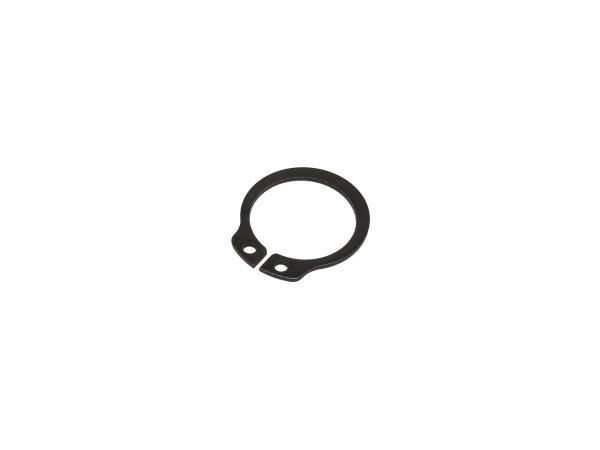 Sicherungsring - 17 x 1,0 DIN471 für Kupplungswelle,  10002199 - Bild 1