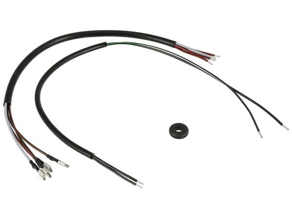 10070982 Kabelbaumset zur Anhängersteckdose - Simson S51, S70 - Bild 1