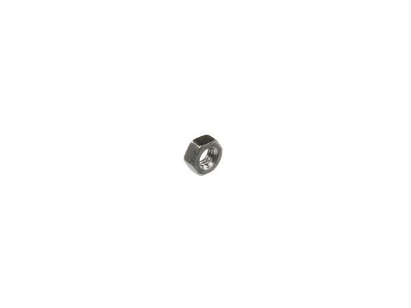 Sechskantmutter M4 in Edelstahl - DIN934,  10013953 - Bild 1