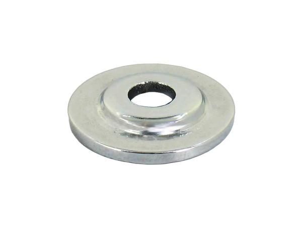 10041133 Scheibe für Tachometer, verchromt - Simson S50, S51, S70 - Bild 1