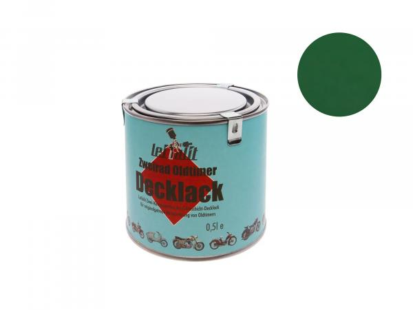 Lackfarbe 2K Leifalit Billardgrün - 500ml,  10016676 - Bild 1