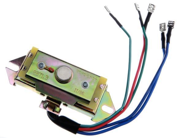 10055119 Ladeanlage 8871.3   (2 Spulen mit 5 Kabel) Simson S50, S50 B1, S51 - Bild 1