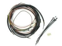 Kabelbaumset Schwalbe KR51/1, 12V-VAPE mit Schaltplan, Art.-Nr.: 10021105 - Bild 1