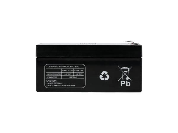GP10000672 Batterie - 12V 3,4Ah Multipower (Gelbatterie) - Bild 1