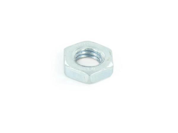 Sechskantmutter M10 niedrige Form - DIN439B,  10060766 - Bild 1