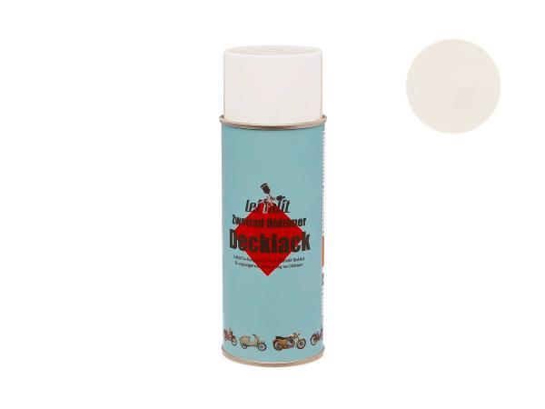 Spraydose Leifalit Decklack Cremeweiß - 400ml,  10041149 - Bild 1