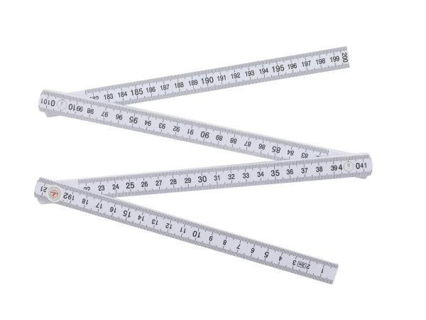 Gliedermaßstab, Kunststoff - 2 Meter,  10070909 - Bild 1