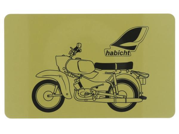 """10070849 Frühstücksbrettchen """"Habicht"""" 23,3 x 14,3 cm - Bild 1"""