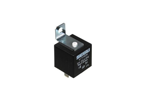Blinkgeber, elektronisch, 12V 10W, 8586.6/009 - Simson S53, S83, SR50, SR80,  10001744 - Bild 1