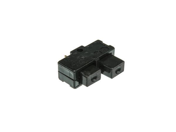 Doppeltaster 8626.18 zur Schalterkombination - Simson S51, S70, S53, S83, SR50, SR80 - MZ ETZ,  10059876 - Bild 1