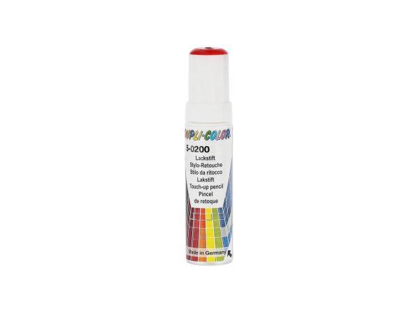 Dupli-Color Lackstift RAL 3000 feuerrot, glänzend - 12ml,  10065048 - Bild 1