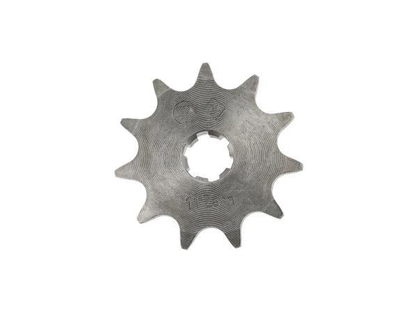 Ritzel, kleines Kettenrad, 11 Zahn - für Simson S50, KR51/1 Schwalbe, SR4-2 Star, SR4-3 Sperber, SR4-4 Habicht,  10000471 - Bild 1