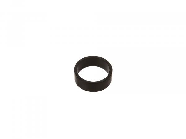 10066472 Abstandshülse Motorschuh, schwarz - für MZ ETZ,TS, ES, ETS - Bild 1