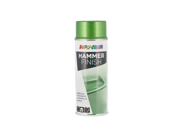 10064898 Dupli-Color Effect-Spray Hammerschlag, grün - 400ml - Bild 1