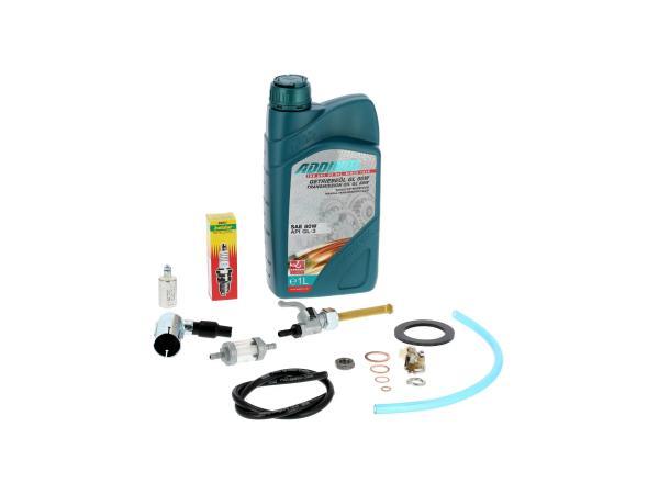"""Set: """"Restart"""" Basisteile für Moped-Wiederbelebung - für S50, S51, S70,  10070472 - Bild 1"""
