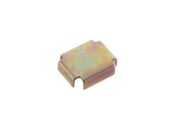 10067011 Bremsbackenzwischenlage (1,0 mm stark) für MZ - Bild 1