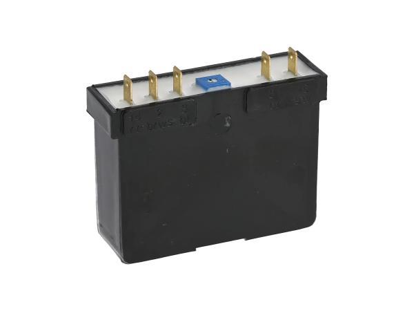 Steuerteil Elektronik 8309.12 mit Einstellung - Simson S51, S50, SR50, Schwalbe KR51,  10066080 - Bild 1