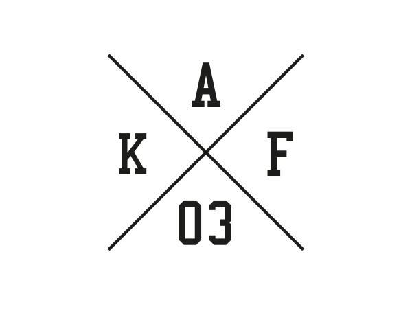 """Aufkleber - """"Kreuz AKF 03"""" Folienplot Schwarz, mit Übertragungsfolie,  10006244 - Bild 1"""