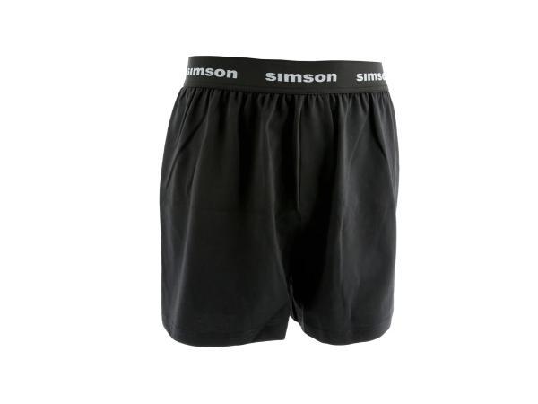 """K10000135 Boxershort """"SIMSON"""" - Schwarz - Bild 1"""