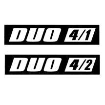 Simson DUO 4-1, DUO 4-2
