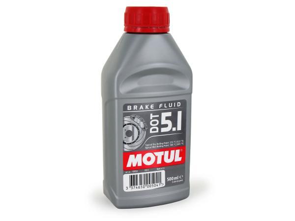 10055416 MOTUL DOT5.1 Brake Fluid - Bremsflüssigkeit - 0,5 Liter - Bild 1